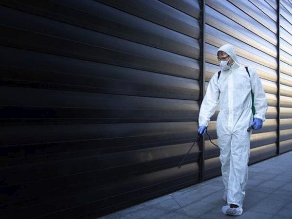 Exterminador de plagas